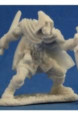 Bones Rogan, Half Orc Rogue