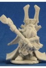 Bones Herryk, Dwarf Cleric