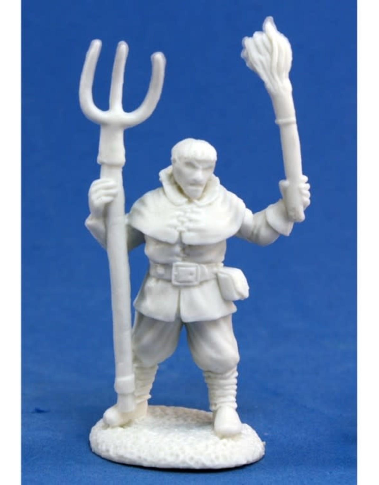 Bones Townsfolk: Village Rioter