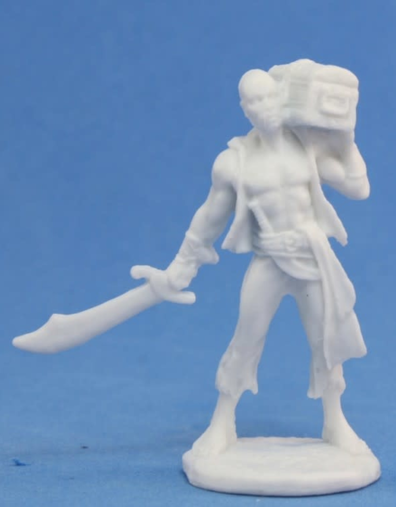 Bones Hajad, Pirate