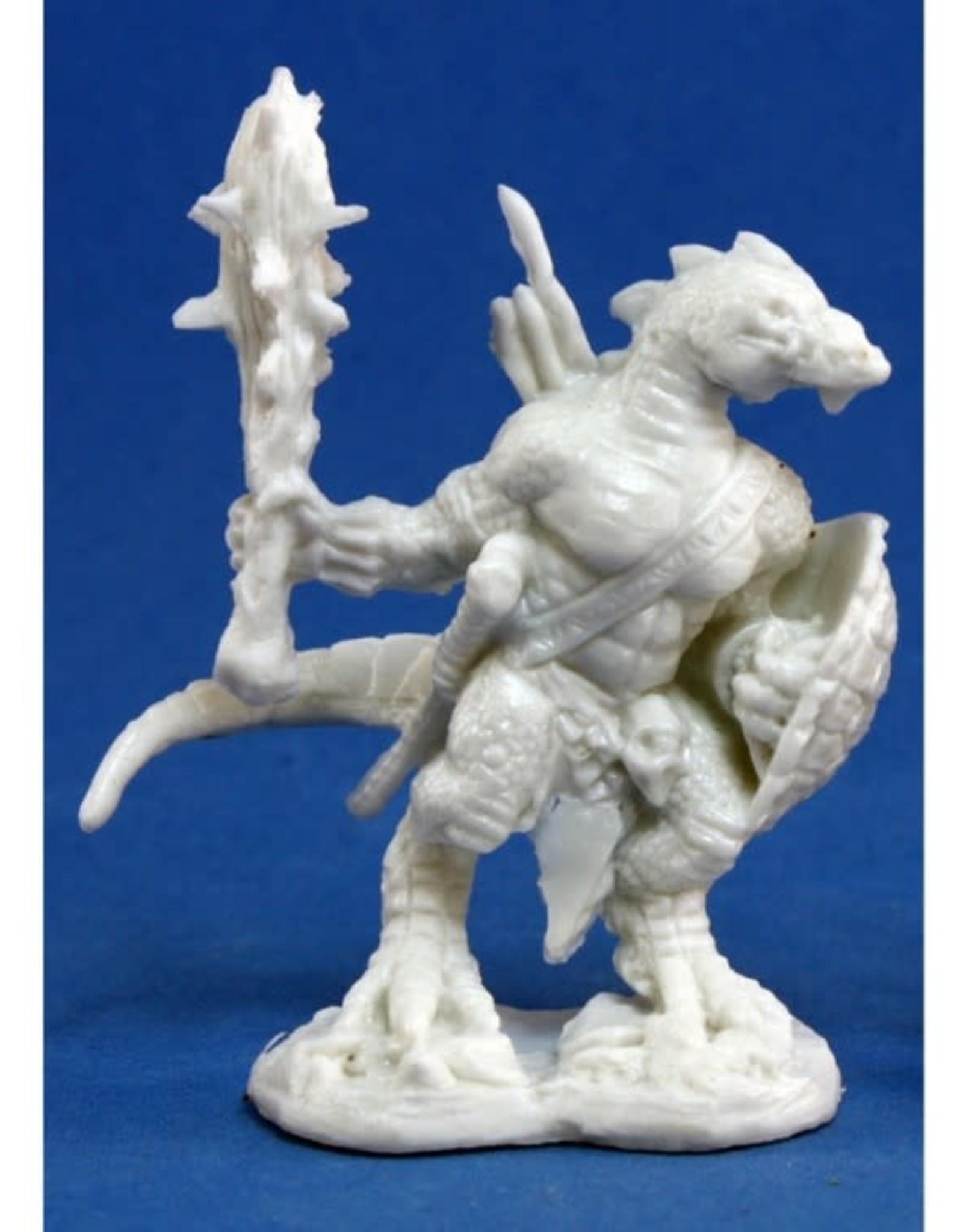 Bones Lizardman Warrior