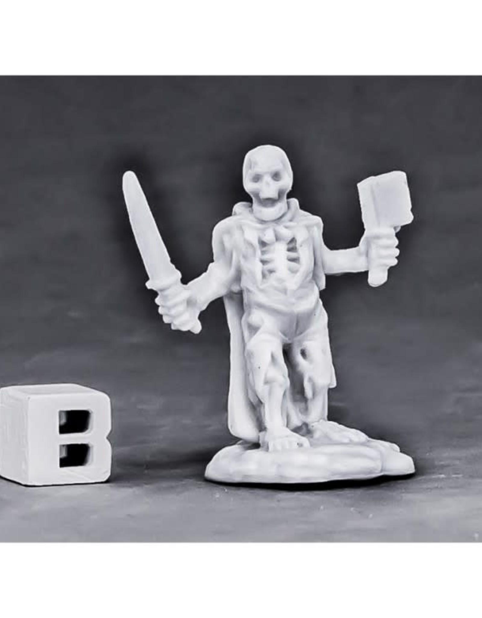 Bones Undead Halfling Rogue