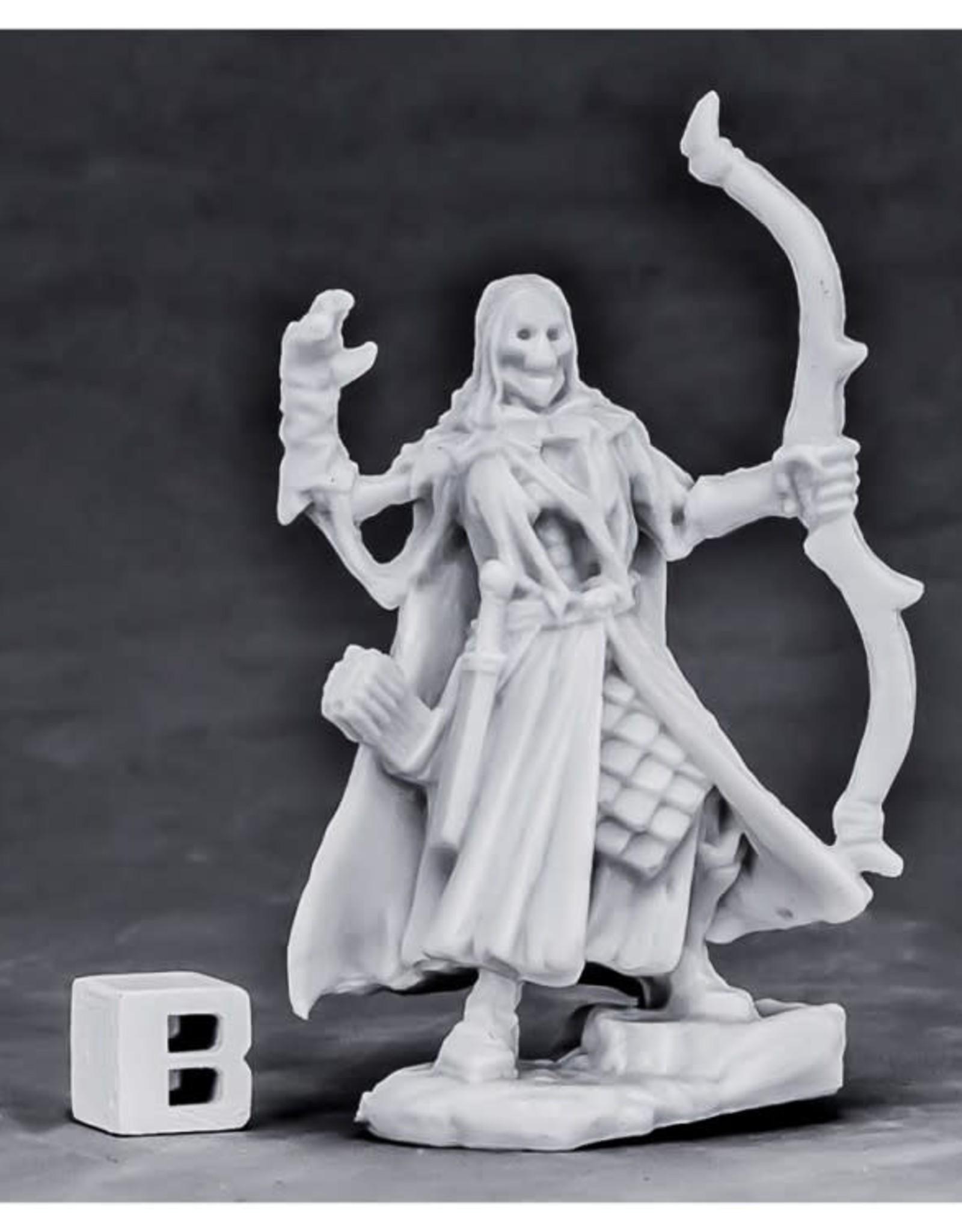 Bones Undead Elf Archer
