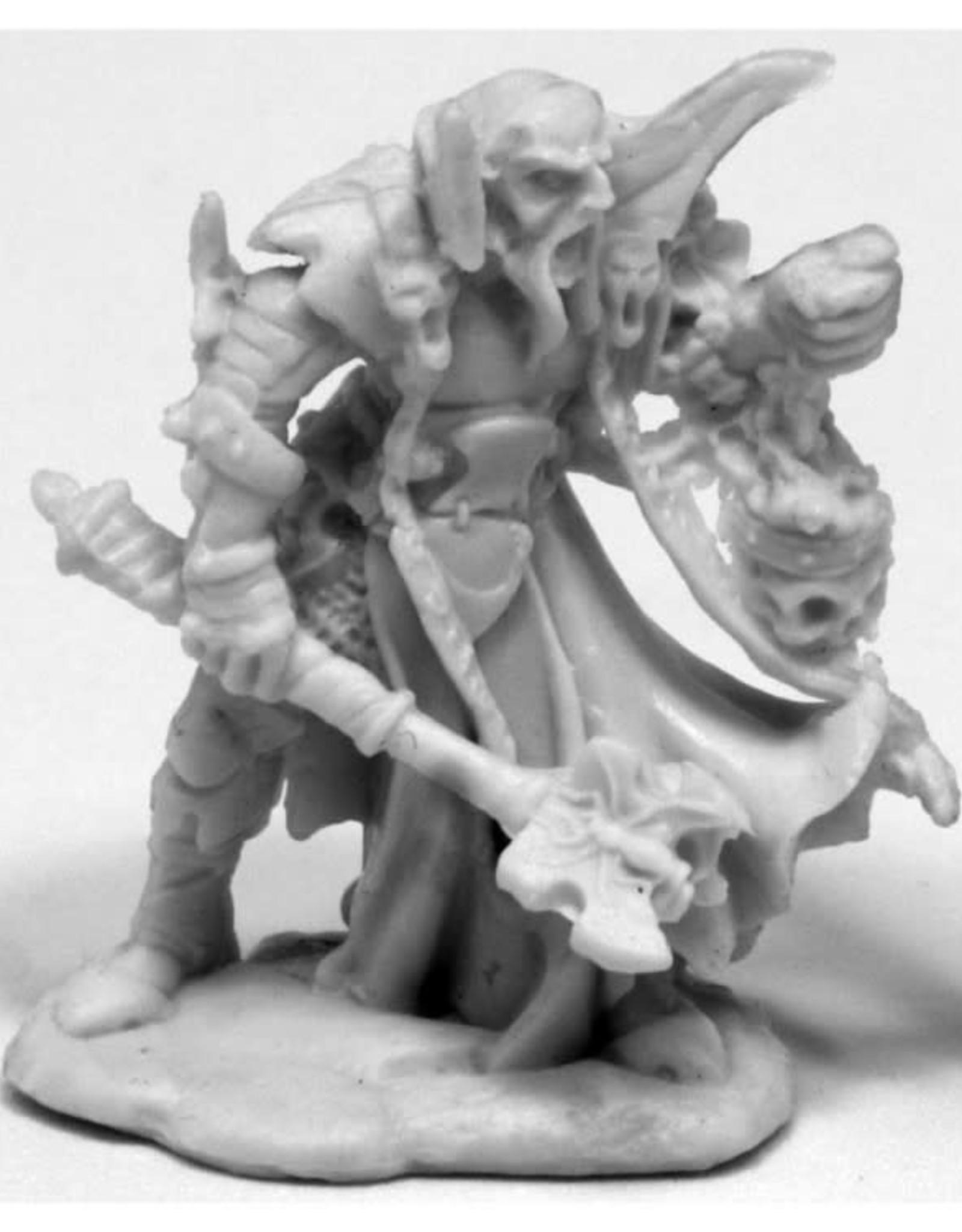 Bones Balthon, Evil Cleric