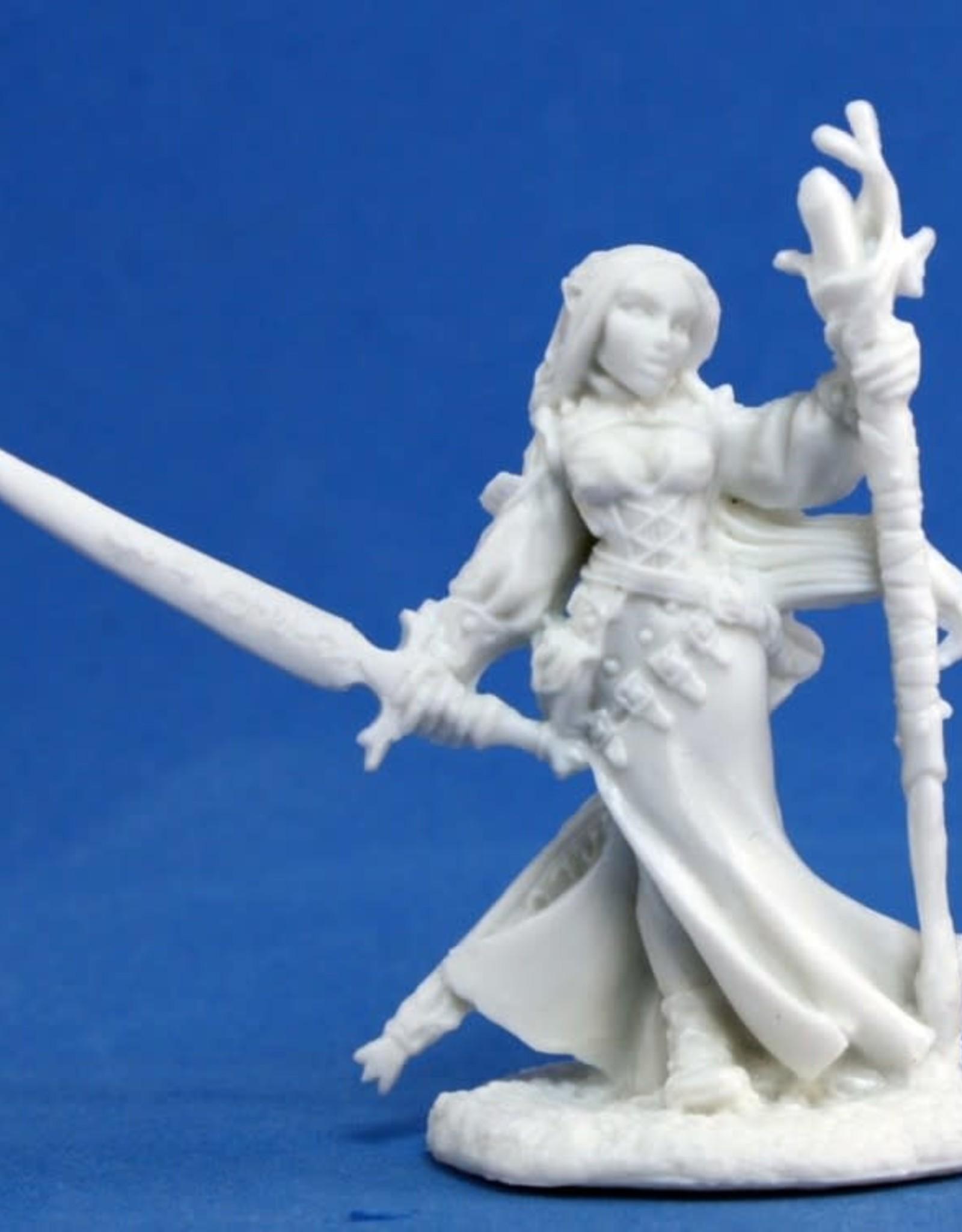 Bones Lysette, Female Elf