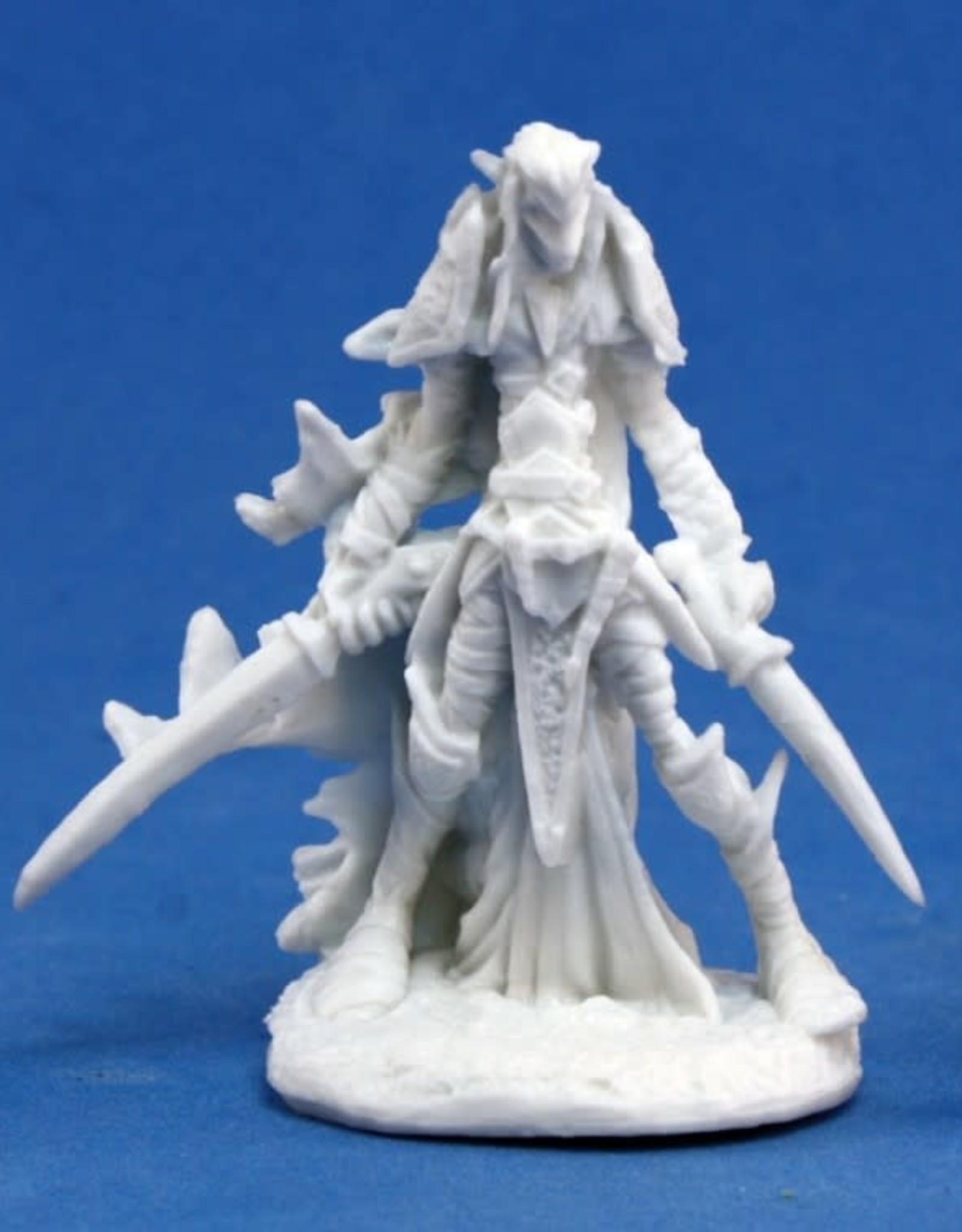 Bones Dark Elf Warrior