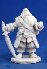 Bones Barnabus Frost, Pirate Captain