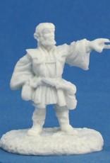Bones Balto Burrowell, Gnome Wizard