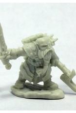 Bones Durgam Deepmug, Dwarf Hero