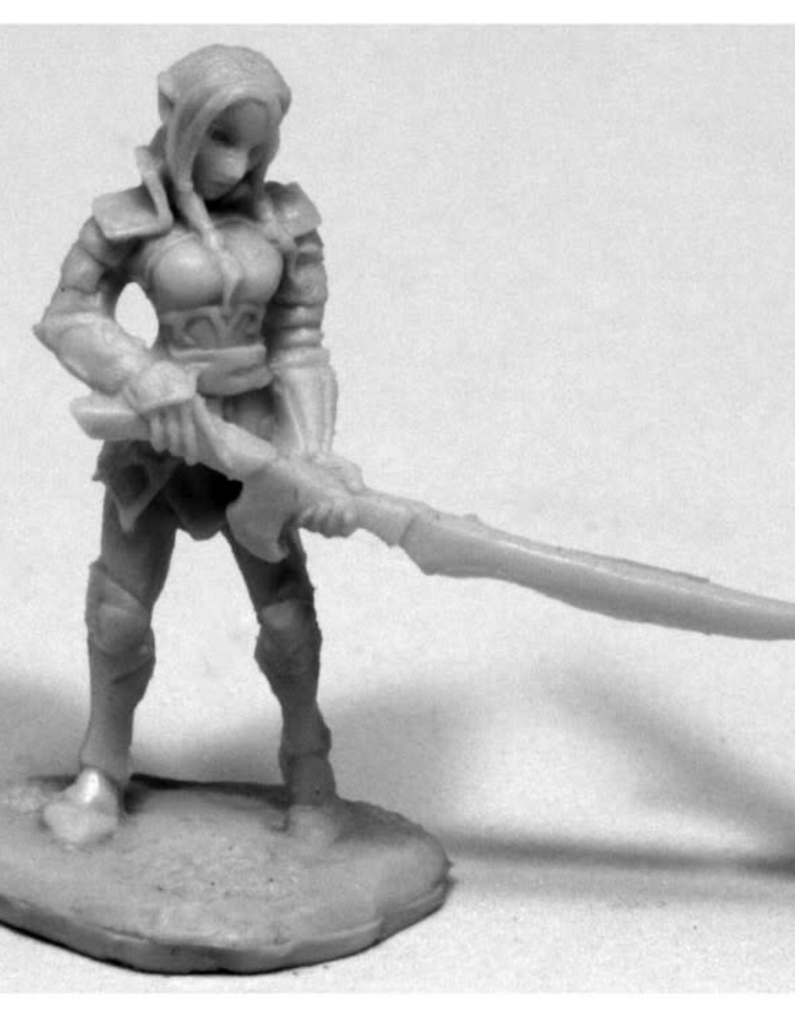 Bones Flara, Elf Heroine