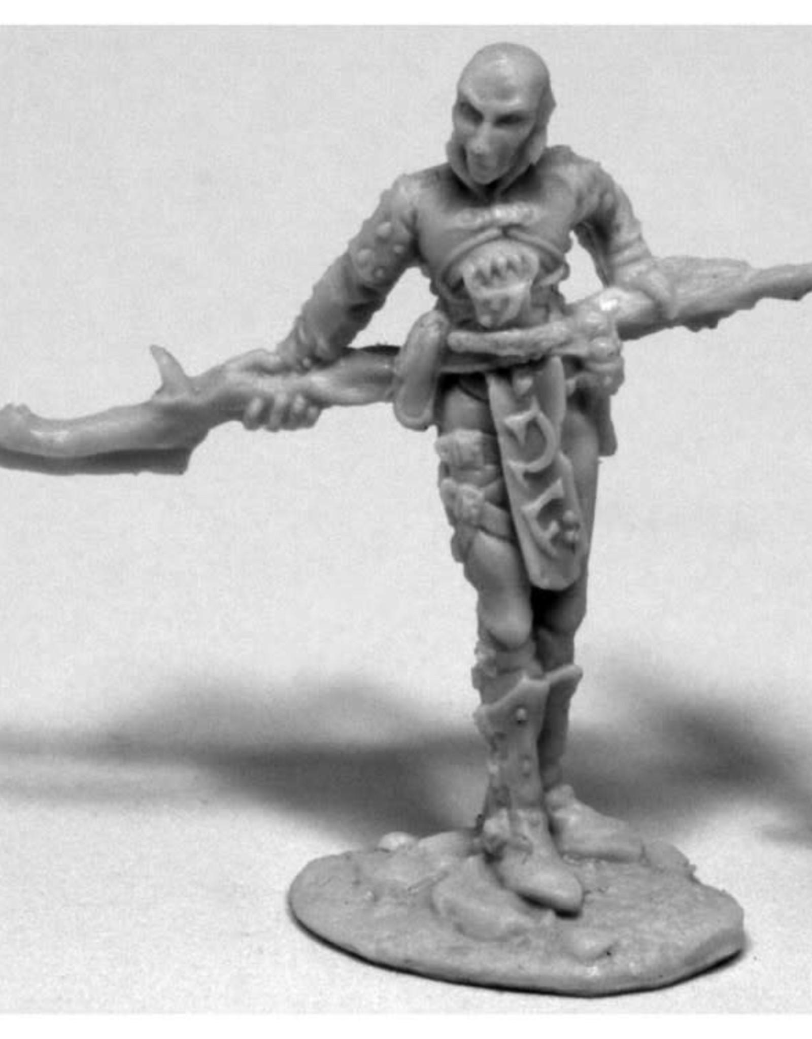 Bones Eredain, Mercenary Wizard