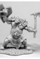 Bones Orc Slayer (Axe and Shield)