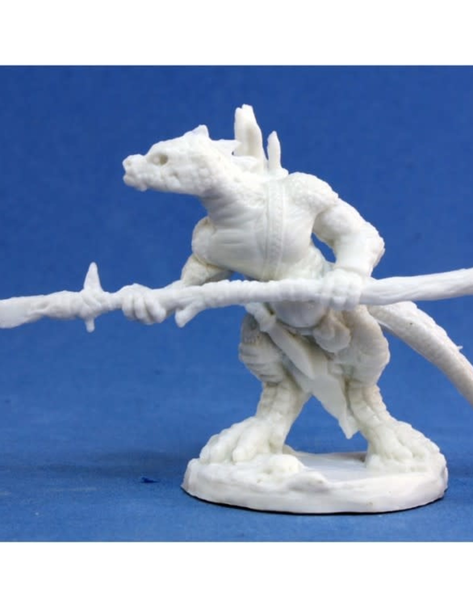 Bones Lizardman Spearman