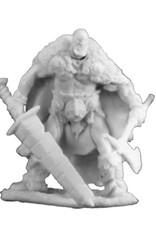 Bones Thund Bloodwrack, Barbarian