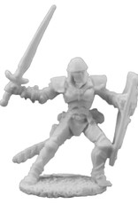 Bones Barnabas, Human Warrior