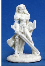 Bones Finari, Female Paladin