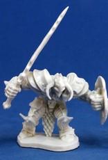 Bones Ragnaros, Evil Warrior