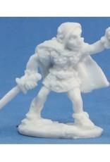 Bones Ingrid, Female Gnome