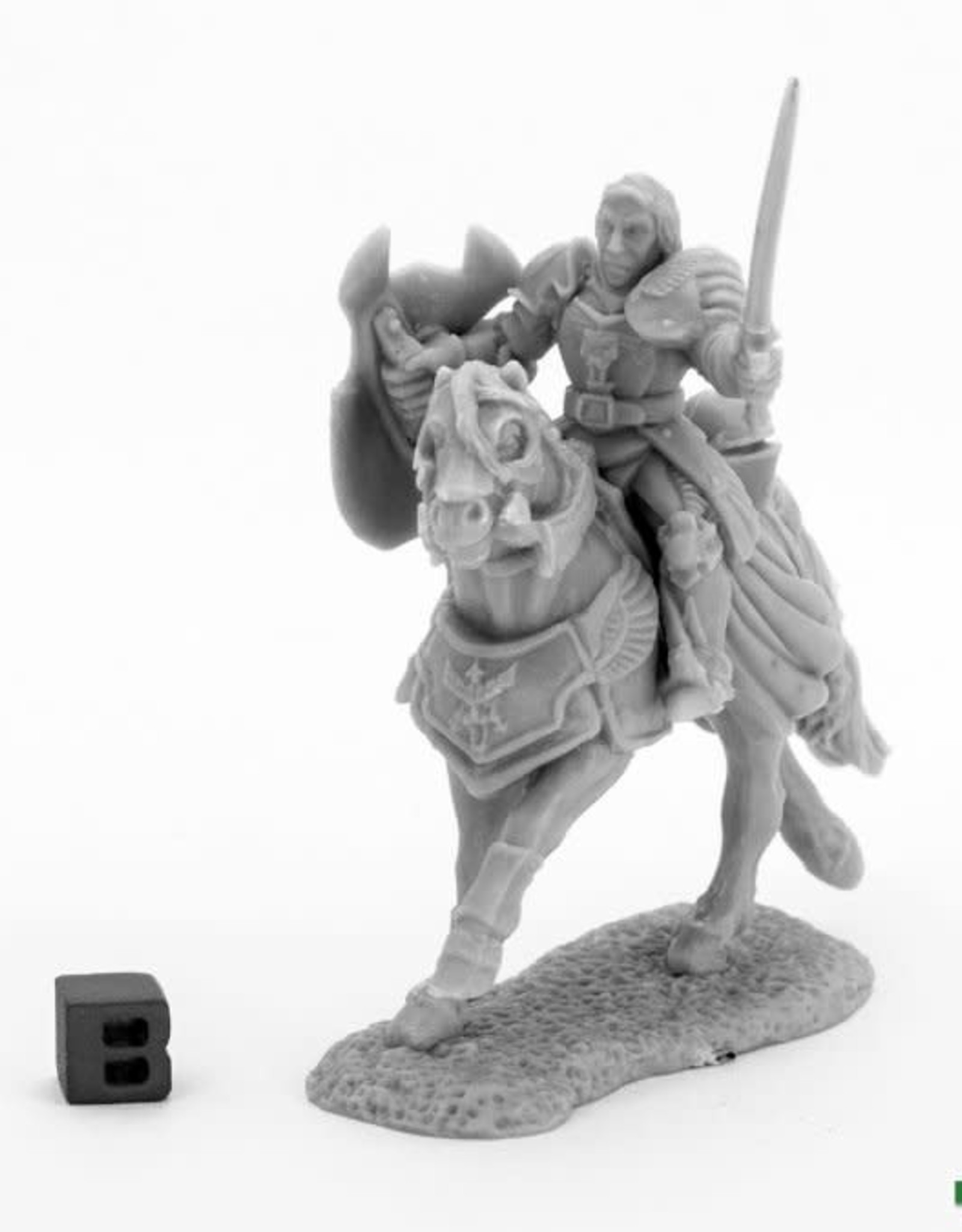 Bones Sir Danel, Mounted Crusader