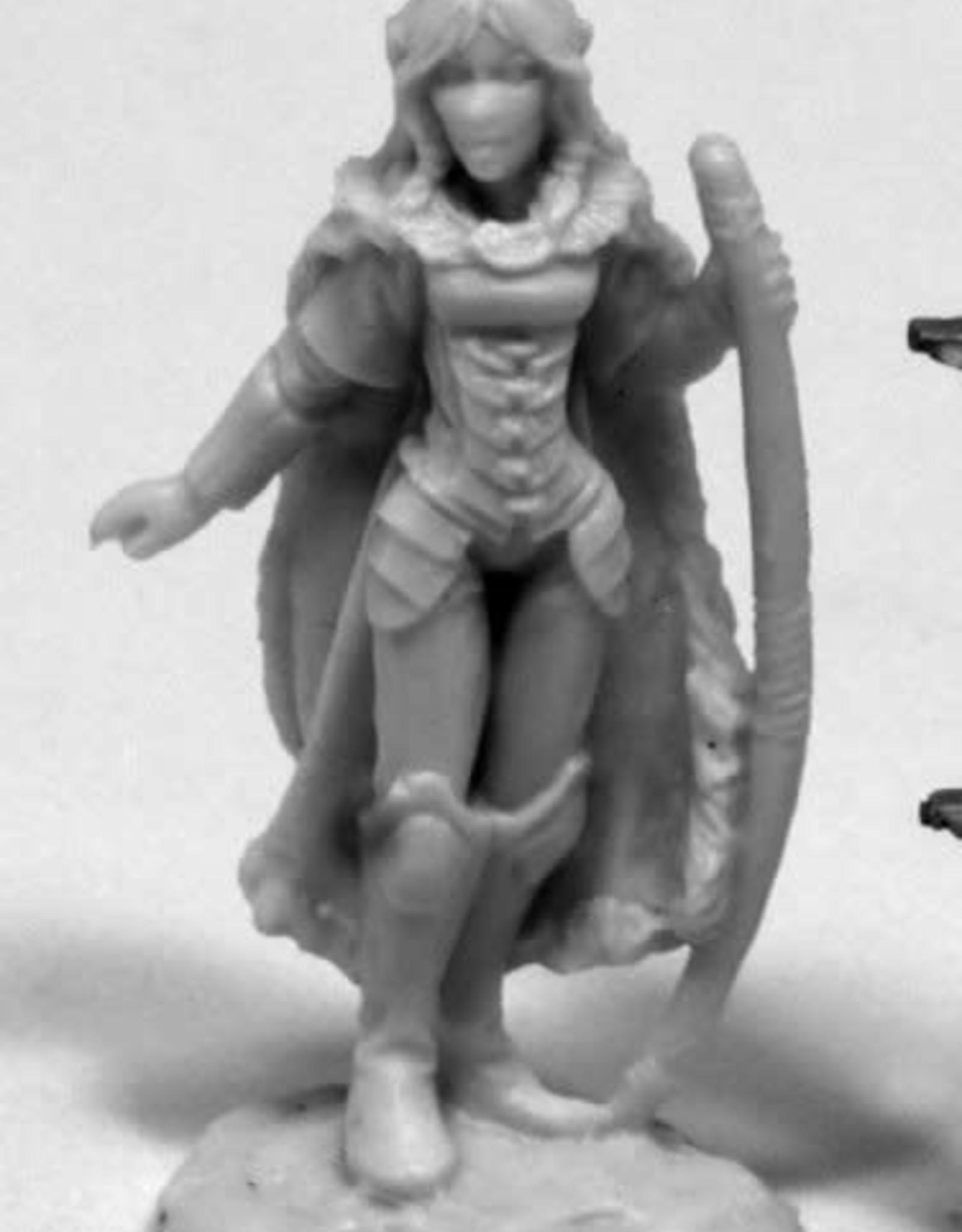 Bones Aeris, Female Elf Ranger