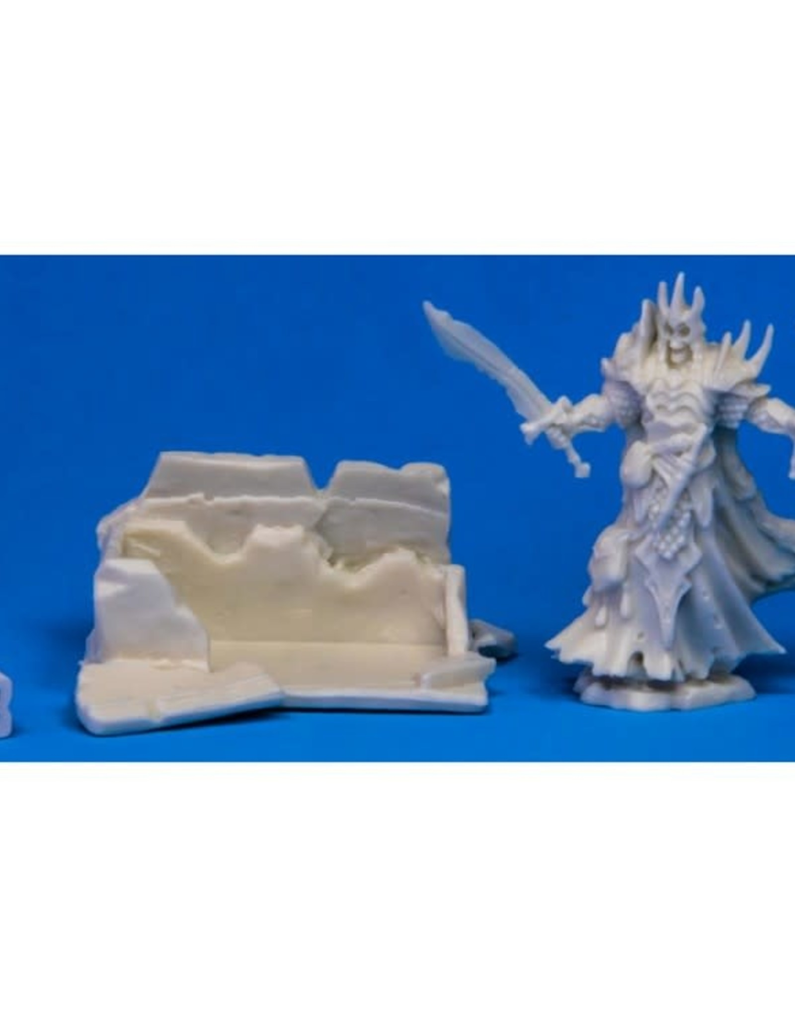 Bones Dust King and Crypt