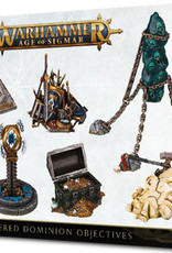 Age of Sigmar AoS: Shattered Dominion Objectives