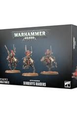 Warhammer 40K Adeptus Mechanicus: Serberys Raiders