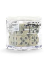 Aeronautica Imperialis Aeronautica Imperialis: Imperial Navy Taros Dice