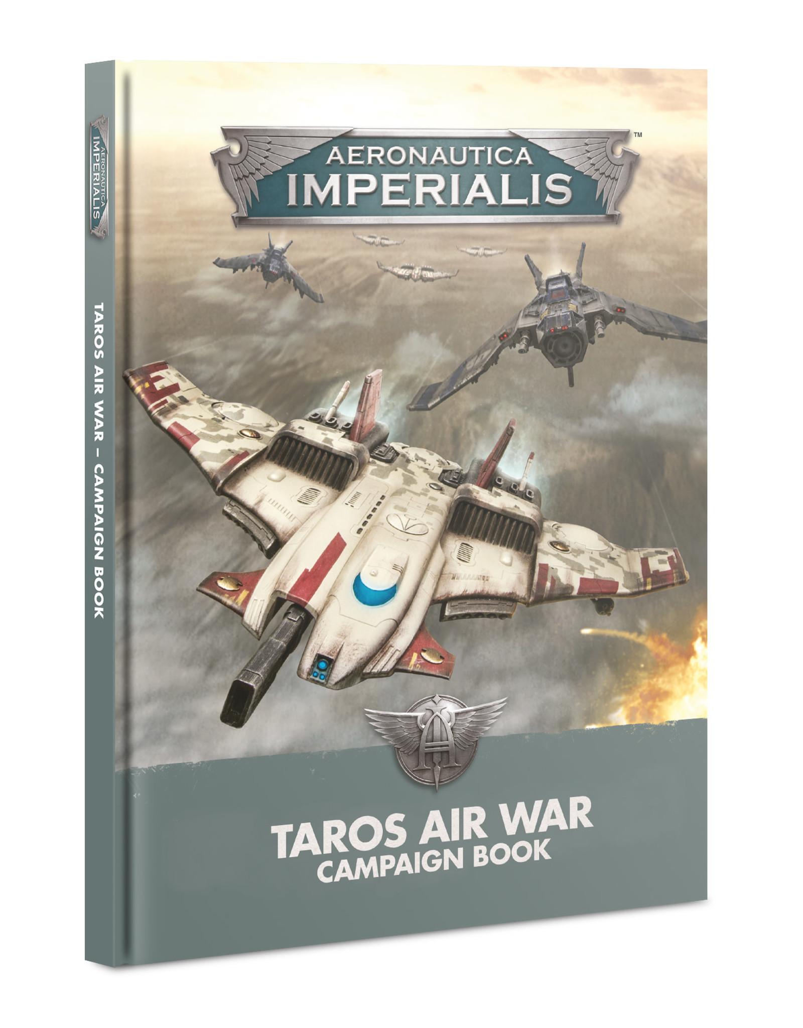 Aeronautica Imperialis Aeronautica Imperialis: Taros Air War