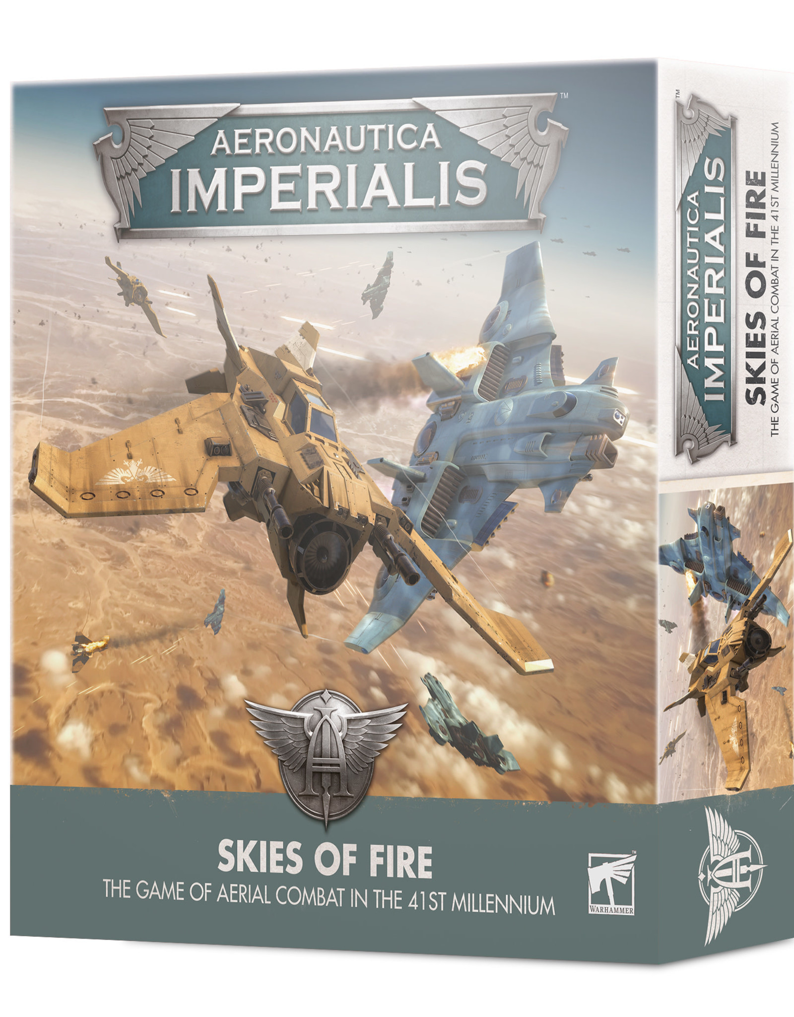 Aeronautica Imperialis Aeronautica Imperialis: Skies of Fire