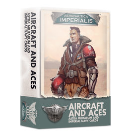 Aeronautica Imperialis Aeronautica Imperialis: Aircraft & Aces Imperial Navy Cards