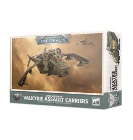 Aeronautica Imperialis Aeronautica Imperialis: Valkyrie Assault Carriers