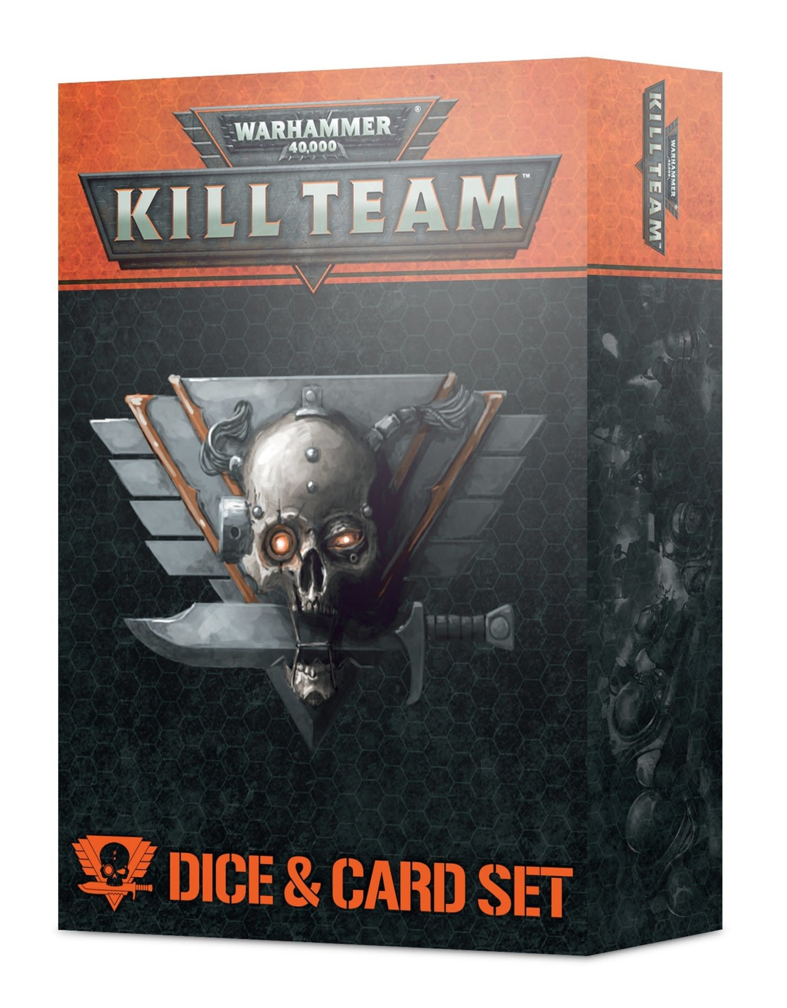 Kill Team Kill Team: Dice and Card Set