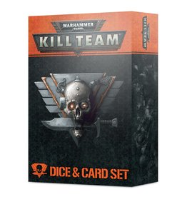 Kill Team Kill Team: Dice and Card Set