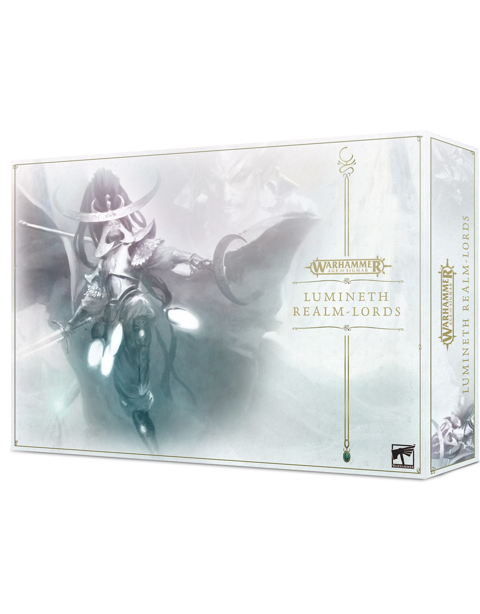 Age of Sigmar Lumineth Realm-Lords Launch Set