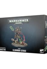 Warhammer 40K Necrons: Illuminor Szeras