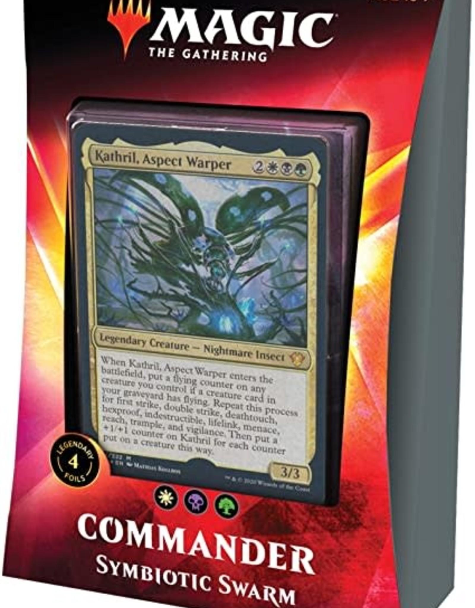 Ikoria Commander Symbiotic Swarm