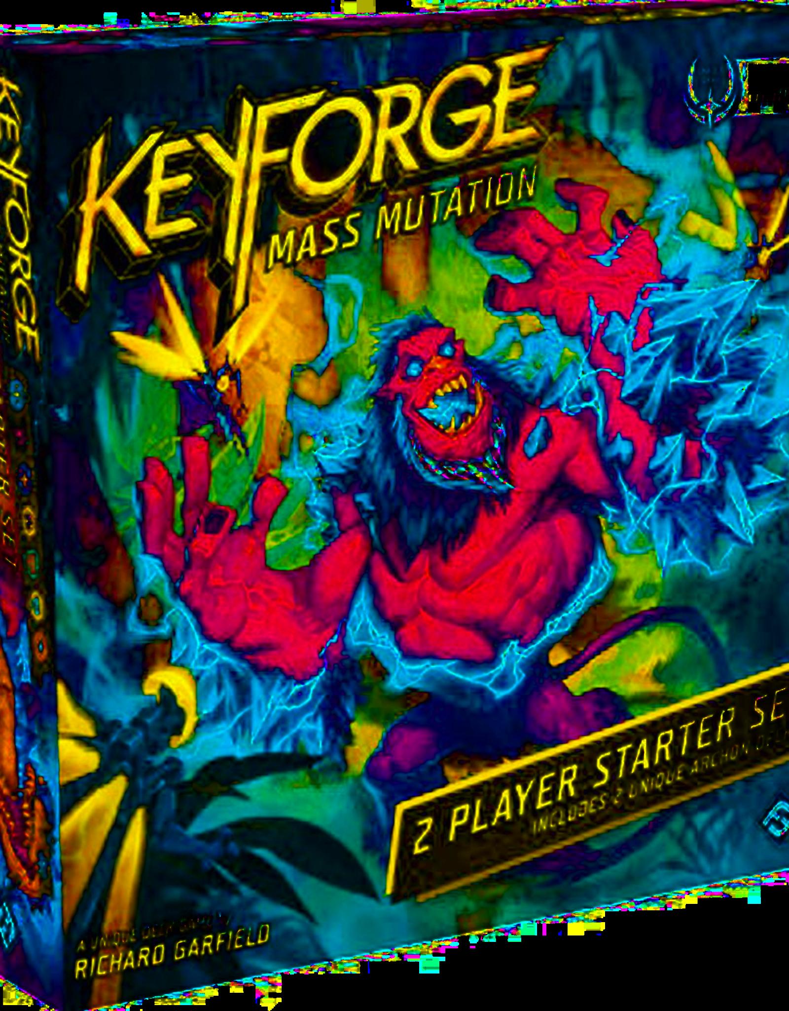 Preorder KeyForge Mass Mutation 2 Player Starter