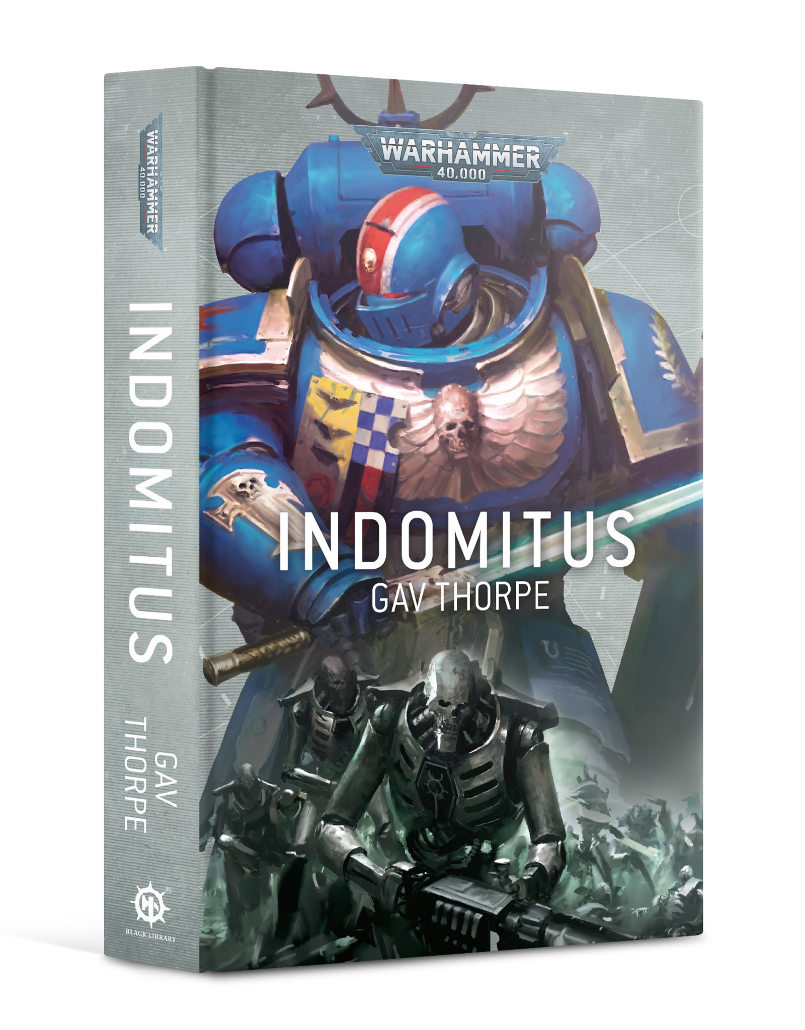 Warhammer 40K Warhammer 40K: Indomitus (Novel)
