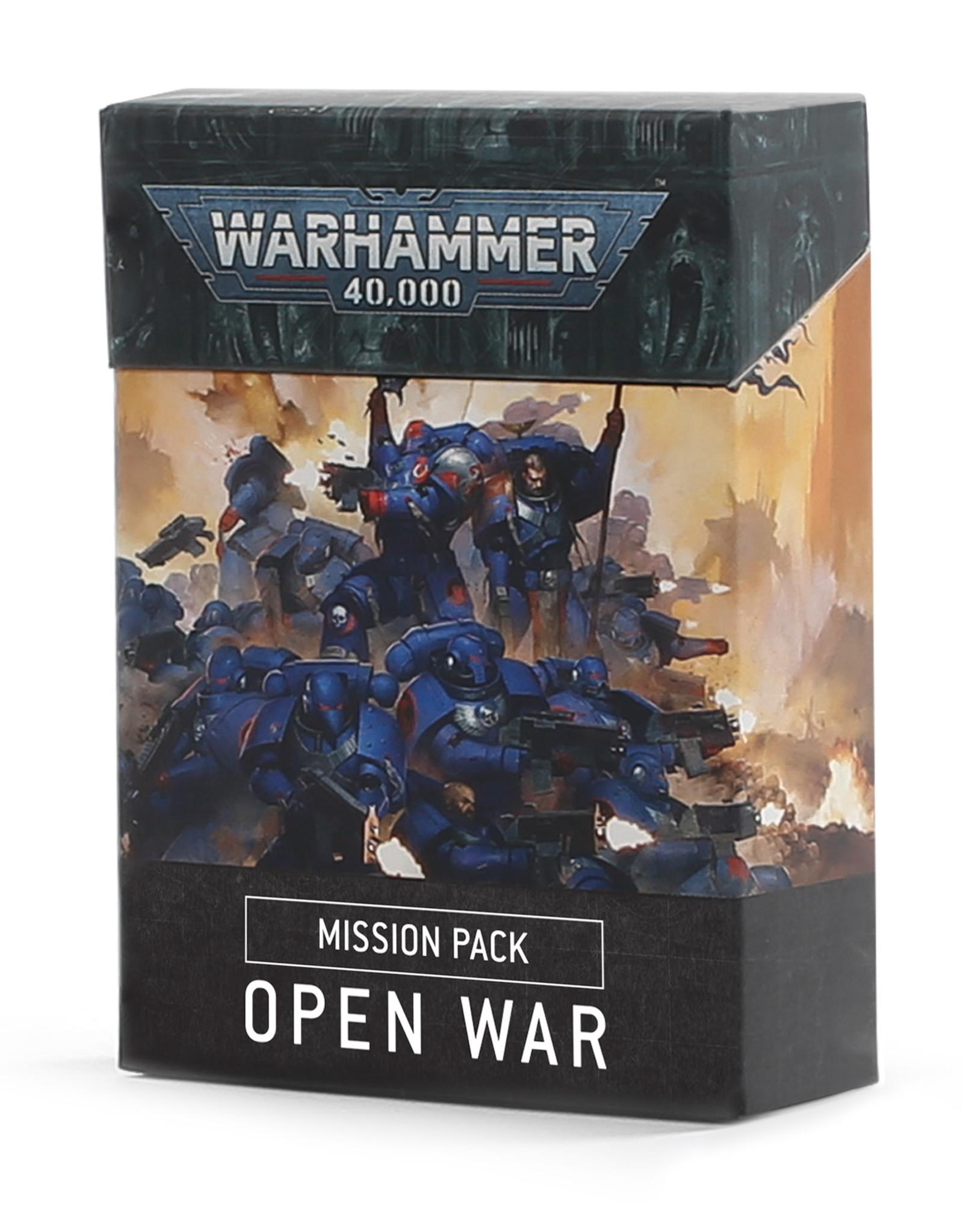 Warhammer 40K WH40k: Open War