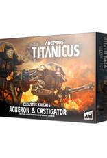 Adeptus Titanicus Adeptus Titanicus: Cerastus Knights Acheron and Castigator