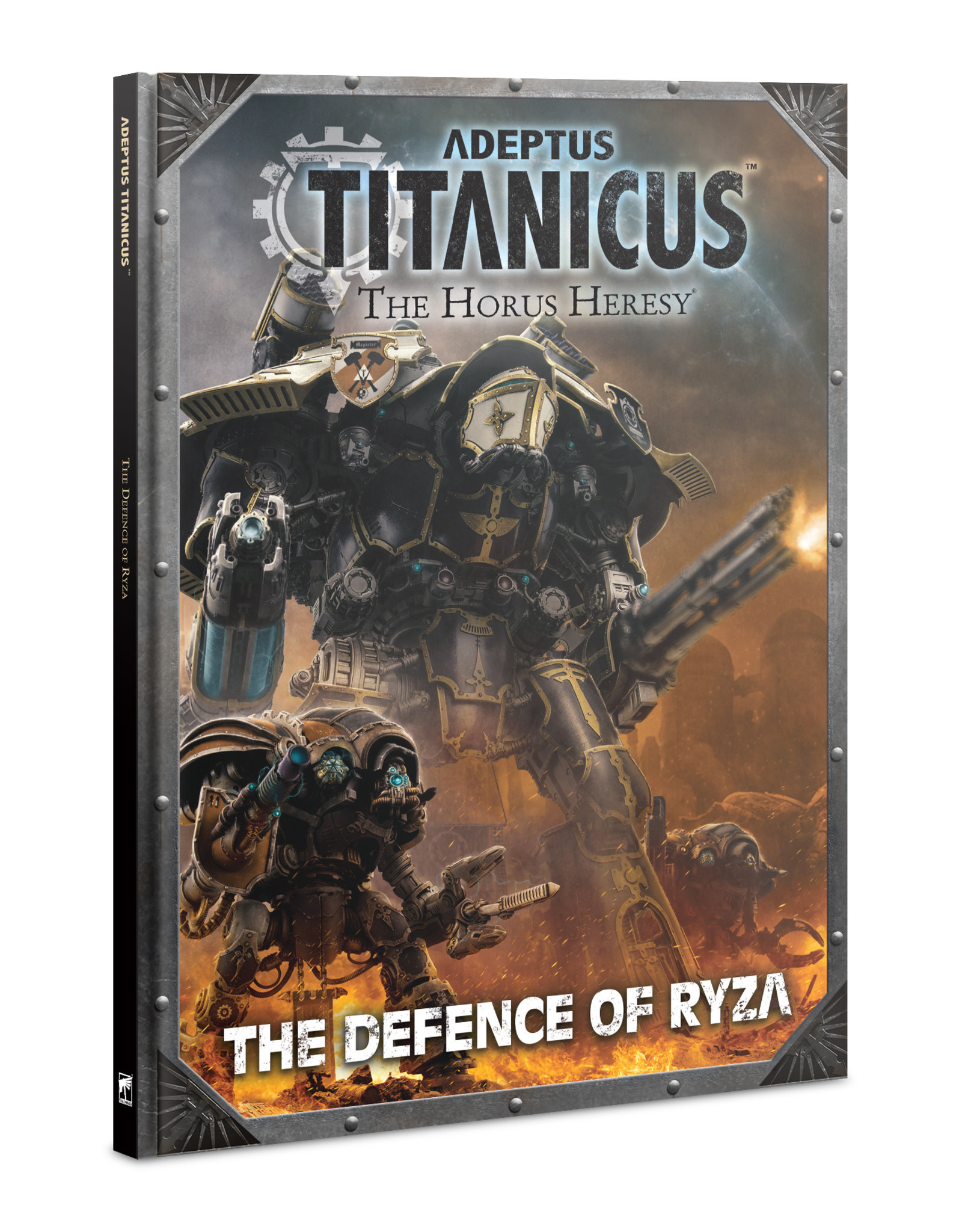 Adeptus Titanicus Adeptus Titanicus: Defense of Ryza