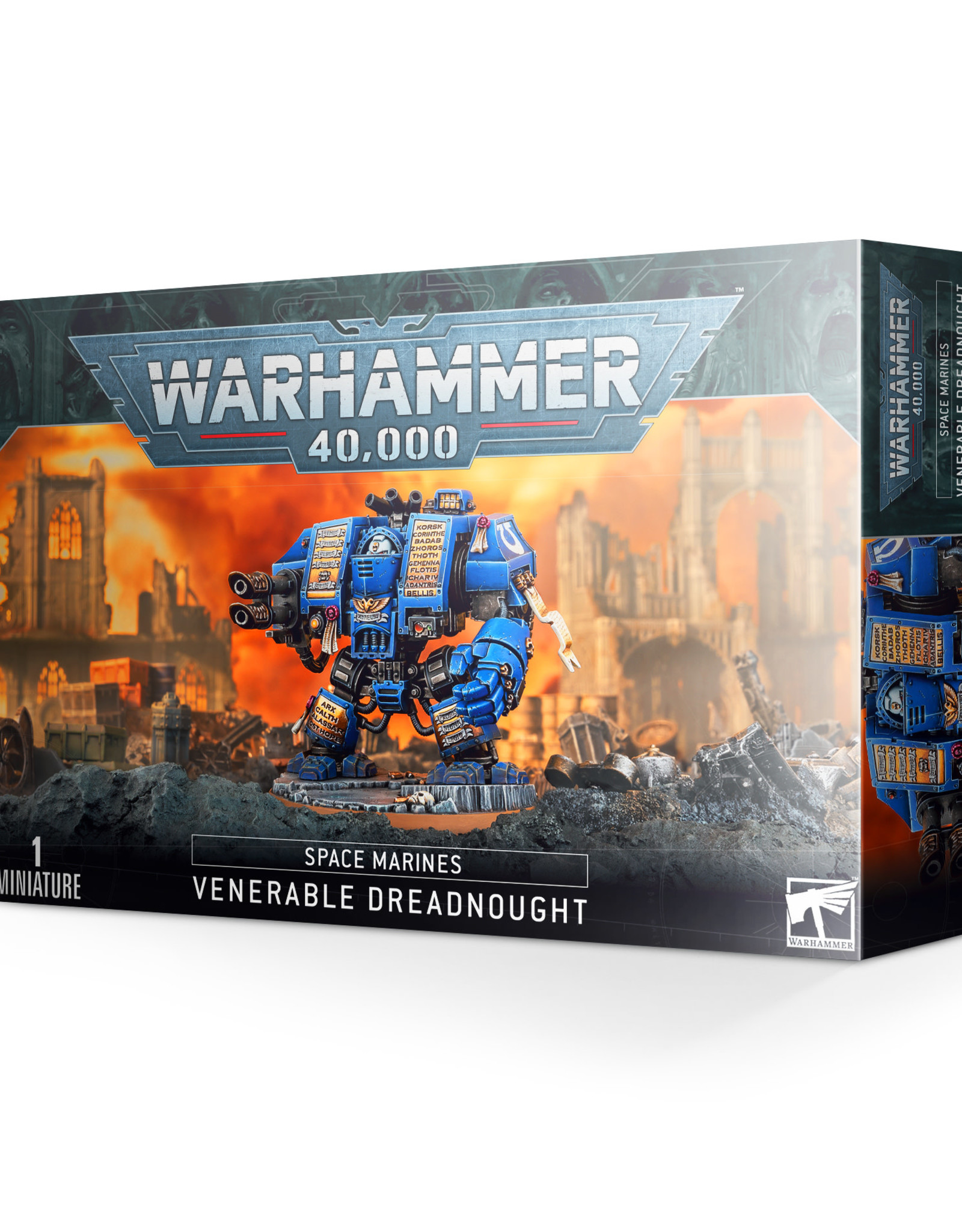 Warhammer 40K Space Marine Venerable Dreadnought