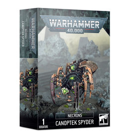 Warhammer 40K Necron Canoptek Spyder