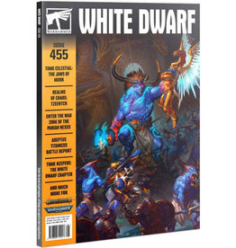 White Dwarf: August 2020