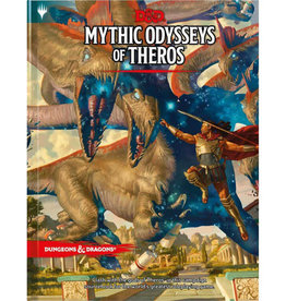 D&D 5th Edition: Mythic Odysseys of Theros