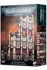 Warhammer 40K Battlezone Manufactorum: Sanctum Administratus