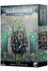 Warhammer 40K Necrons: Szarekh, The Silent King