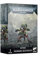 Warhammer 40K Necrons: Hexmark Destroyer