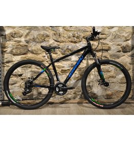 TRUST 273 BIKE BLACK / BLUE S 2018
